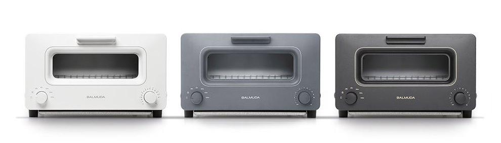 バルミューダ「BALMUDA The Toaster」