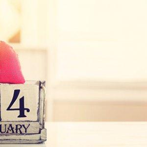 2月14日はバレンタインデー