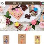 明治 ザ・チョコレートのWebサイト
