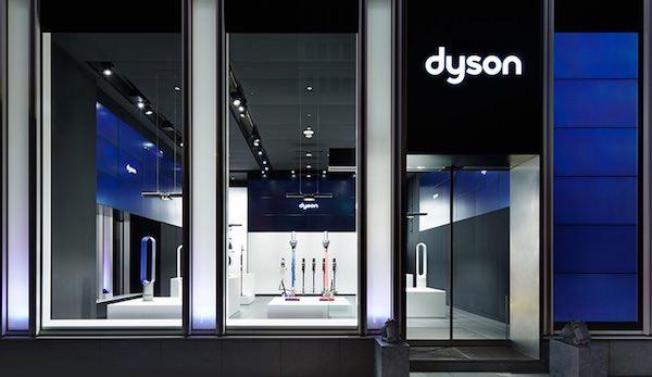 ダイソンの旗艦店